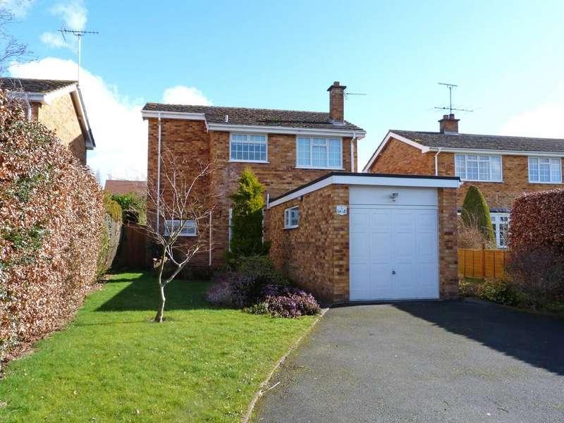 3 Bedrooms Detached House for rent in Brockington Road, Bodenham, Hereford, HR1