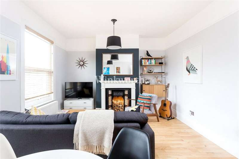 3 Bedrooms Flat for sale in Tynemouth Road, Seven Sisters, N15