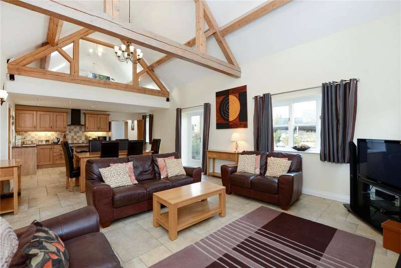 3 Bedrooms Semi Detached House for rent in Townhouse Barn, Clotton, Tarporley, Cheshire, CW6