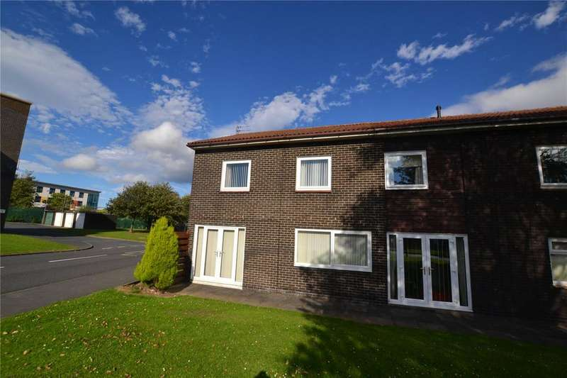 3 Bedrooms End Of Terrace House for rent in Grampian Drive, Peterlee, County Durham, SR8