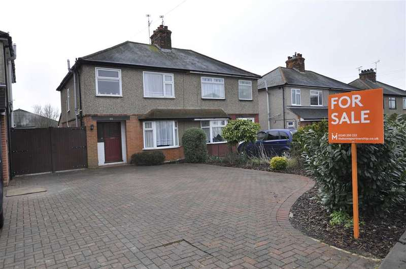 3 Bedrooms Semi Detached House for sale in Writtle Road, Chelmsford