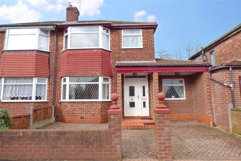 3 Bedrooms Semi Detached House for sale in Silverstone Drive, Clayton Bridge, Manchester, M40