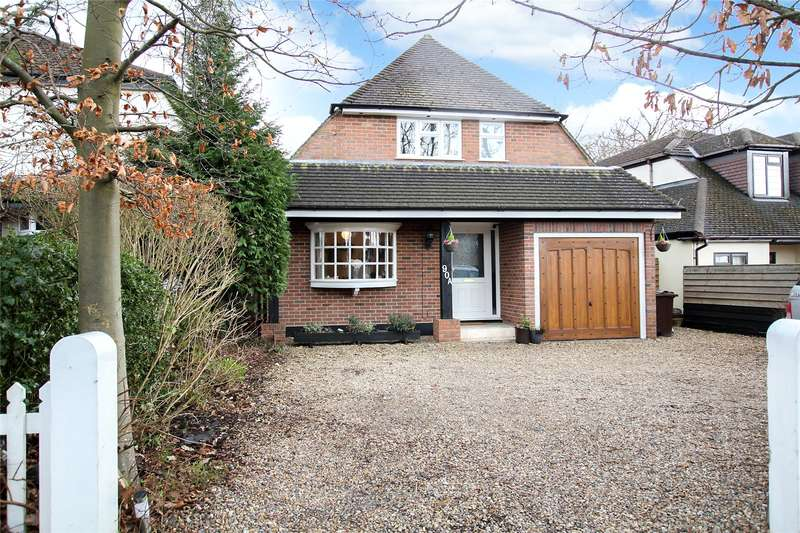 5 Bedrooms Detached House for sale in Mount Pleasant Lane, Bricket Wood, St. Albans, Hertfordshire, AL2