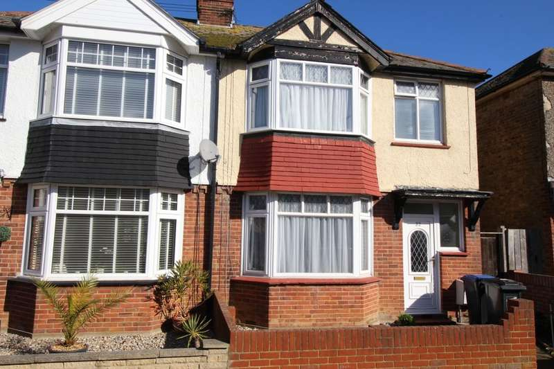 3 Bedrooms Semi Detached House for sale in Ethel Road, Broadstairs, CT10