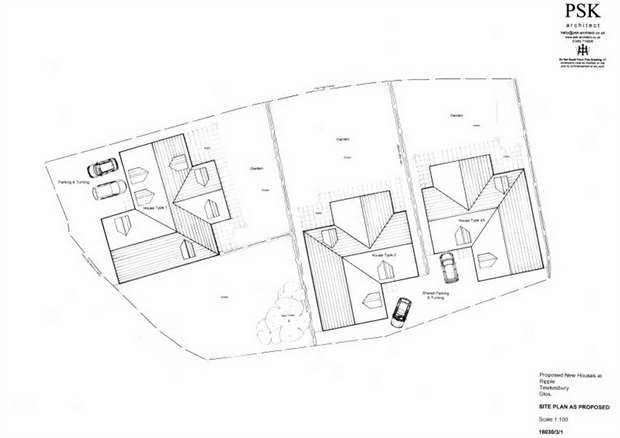 4 Bedrooms Land Commercial for sale in Stratford Bridge, Ripple, Tewkesbury