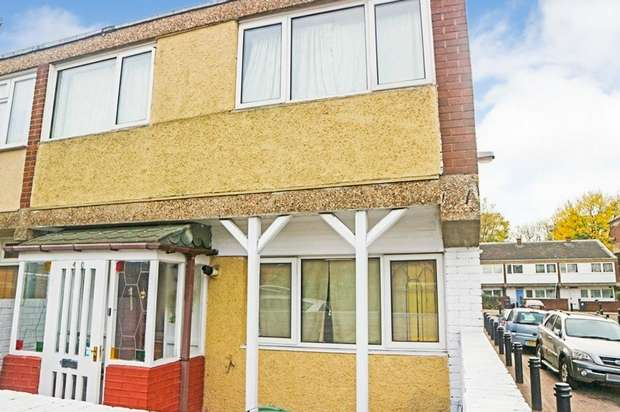 3 Bedrooms End Of Terrace House for sale in Gaywood Close, London