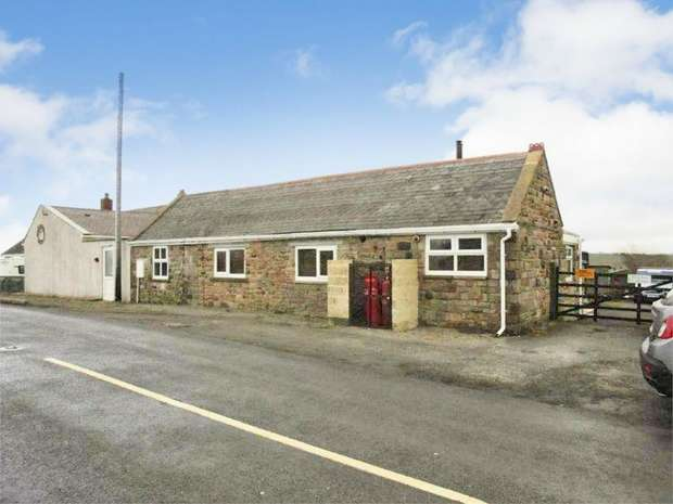 3 Bedrooms Detached Bungalow for sale in Waskerley, Waskerley, Consett, Durham