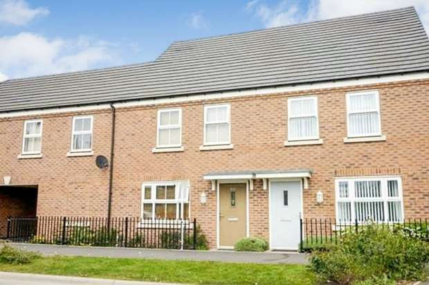 3 Bedrooms Terraced House for sale in Queen Elizabeth Road, Nuneaton, Warwickshire