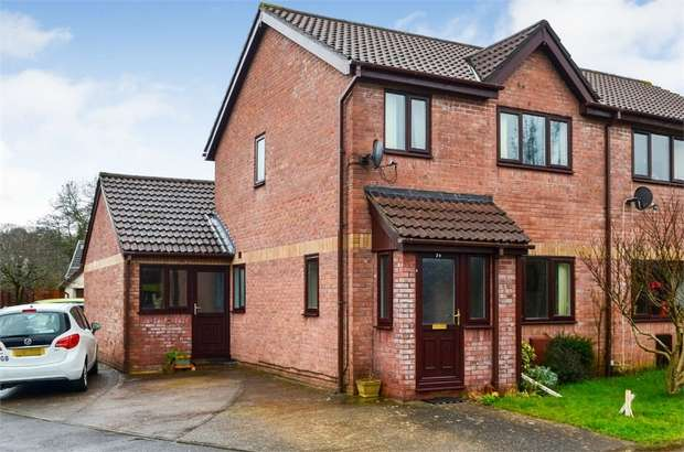 3 Bedrooms Terraced House for sale in Llys Caradog, Creigiau, Cardiff, South Glamorgan