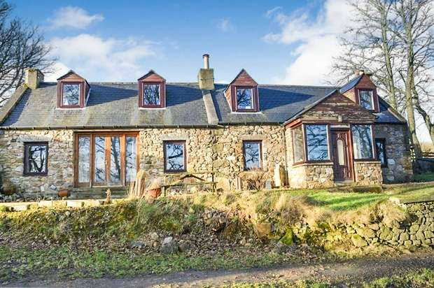 3 Bedrooms Detached House for sale in Ruthven, Huntly, Aberdeenshire
