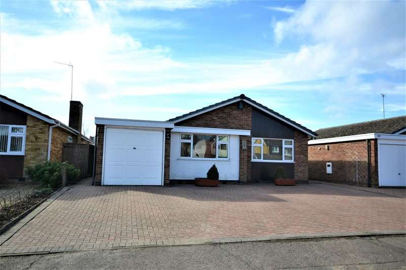 2 Bedrooms Detached Bungalow for sale in Ryeland Road, Duston, Northampton, NN5