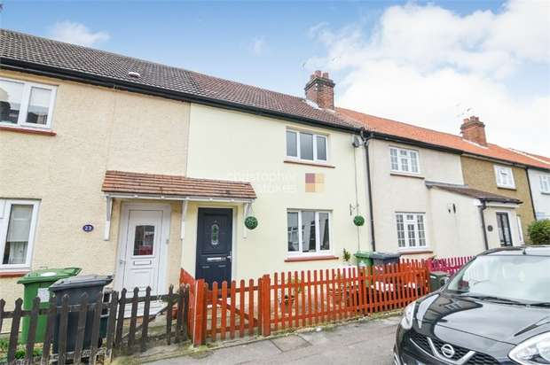 3 Bedrooms Detached House for sale in Dewhurst Road, Cheshunt, WALTHAM CROSS, Hertfordshire