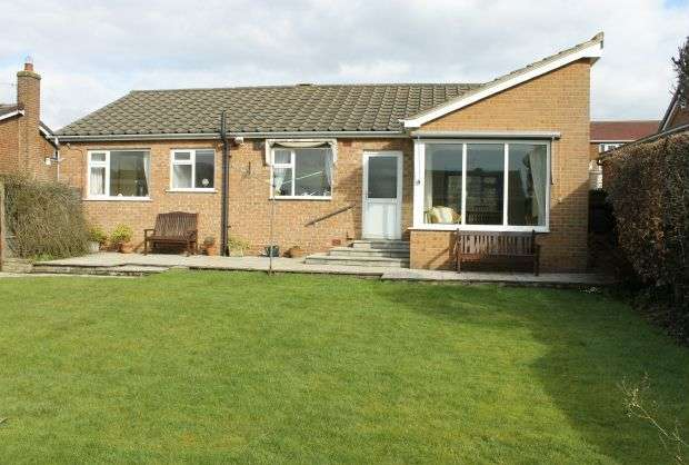 3 Bedrooms Detached Bungalow for sale in Mackie Drive, Guisborough