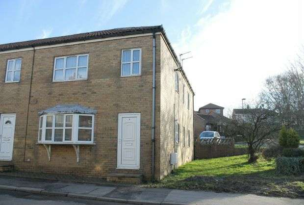 2 Bedrooms Ground Flat for sale in Avon Court, Lingdale