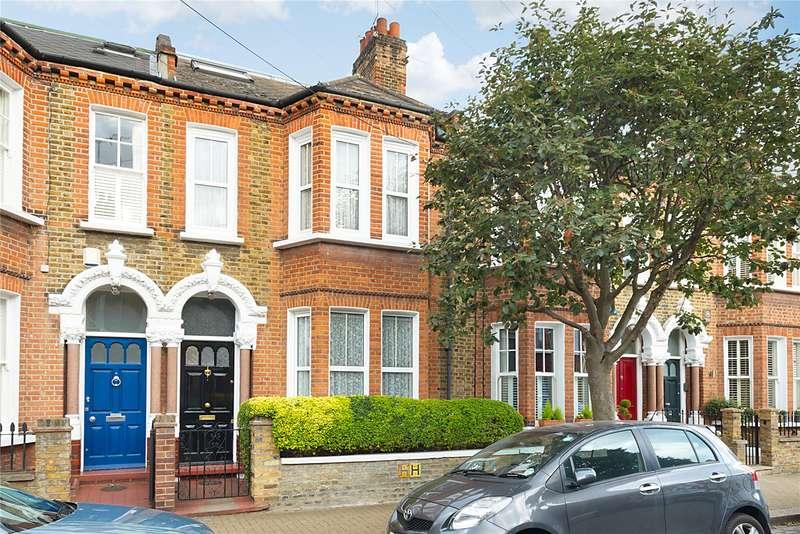 3 Bedrooms Terraced House for sale in Juer Street, Battersea, London, SW11