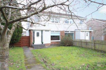 3 Bedrooms Semi Detached House for sale in Westray Avenue, Newton Mearns