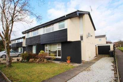 3 Bedrooms Semi Detached House for sale in McConnell Road, Lochwinnoch