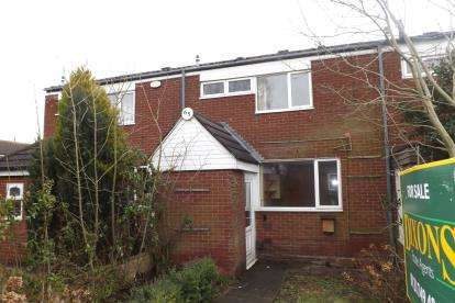 3 Bedrooms Terraced House for sale in Vauxhall Crescent, Smiths Wood, Birmingham, West Midlands