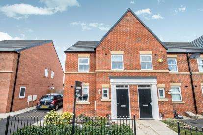 3 Bedrooms Semi Detached House for sale in Maregreen Road, Kirkdale, Liverpool, Merseyside, L4