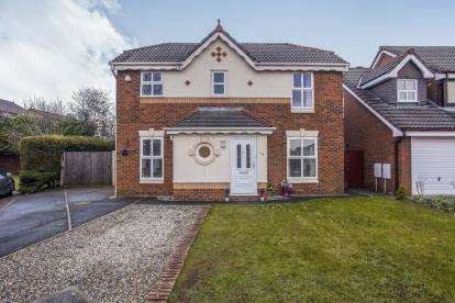 5 Bedrooms Detached House for sale in Minster Park, Cottam, Preston, Lancashire, PR4