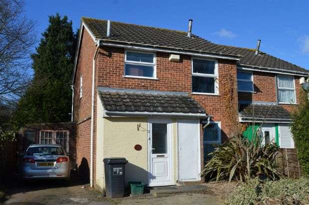 3 Bedrooms Semi Detached House for sale in Mortar Pit Road, Rectory Farm, Northampton NN3 5BL