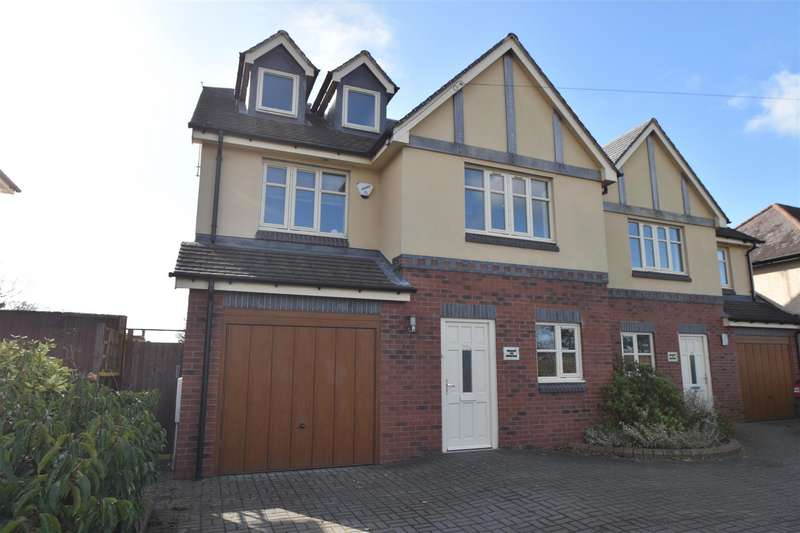 4 Bedrooms Detached House for sale in Bilford Road, Worcester