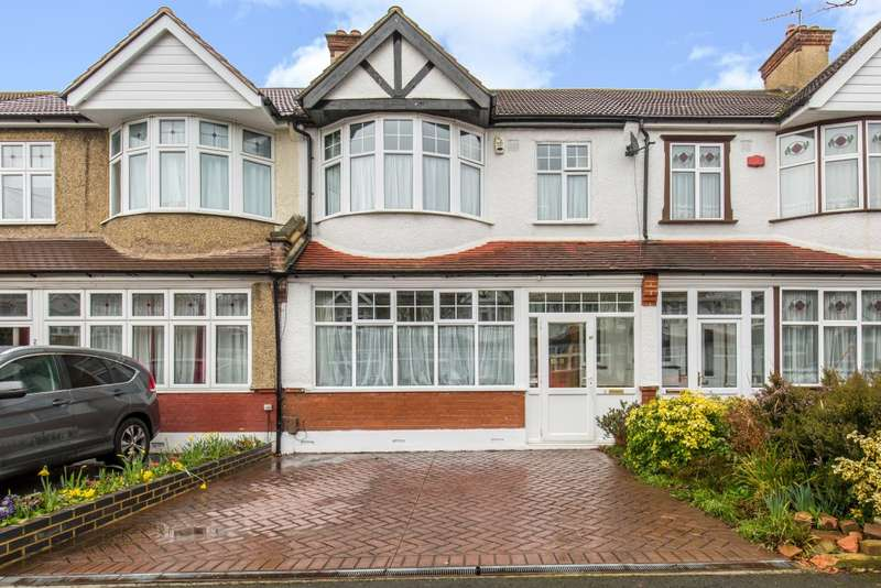 3 Bedrooms Terraced House for sale in Eden Way, Beckenham