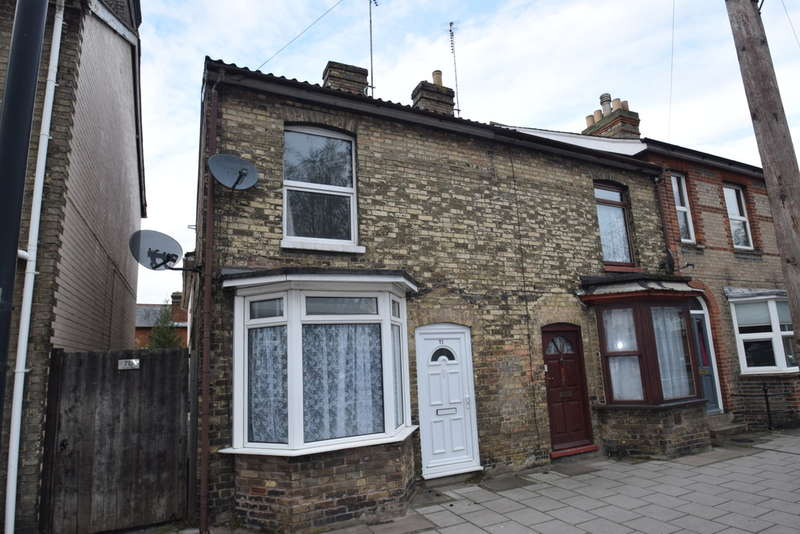2 Bedrooms Maisonette Flat for sale in Risbygate Street, Bury St. Edmunds