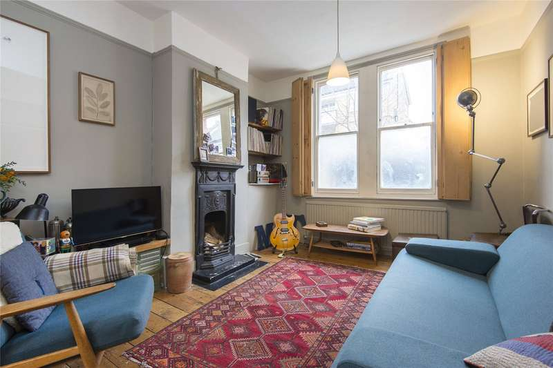 3 Bedrooms Terraced House for sale in Stevens Avenue, London, E9
