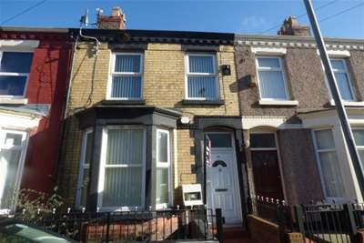 3 Bedrooms House for rent in Gresham Street, Liverpool, L7