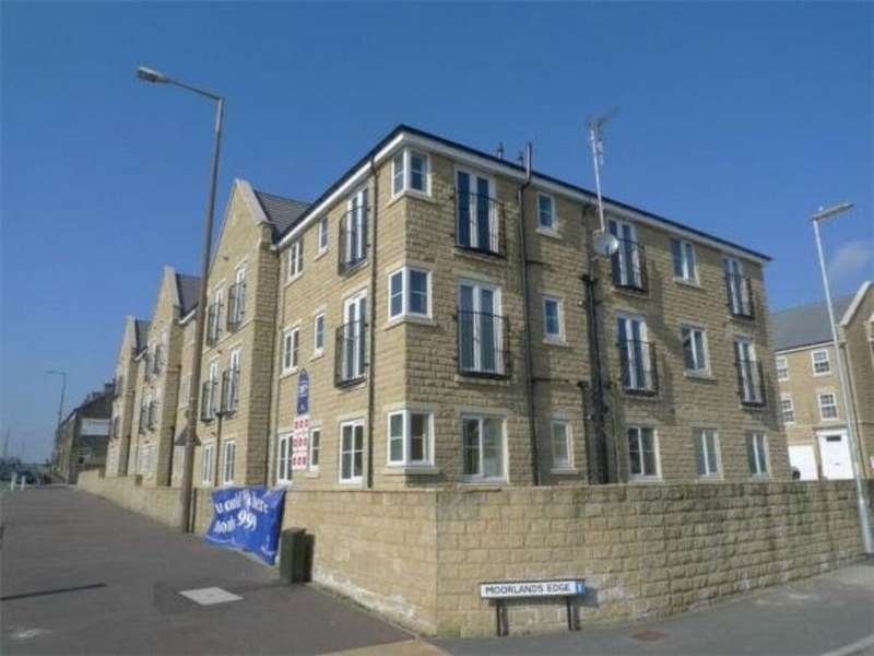 2 Bedrooms Property for sale in Moorlands Edge, Huddersfield HD3