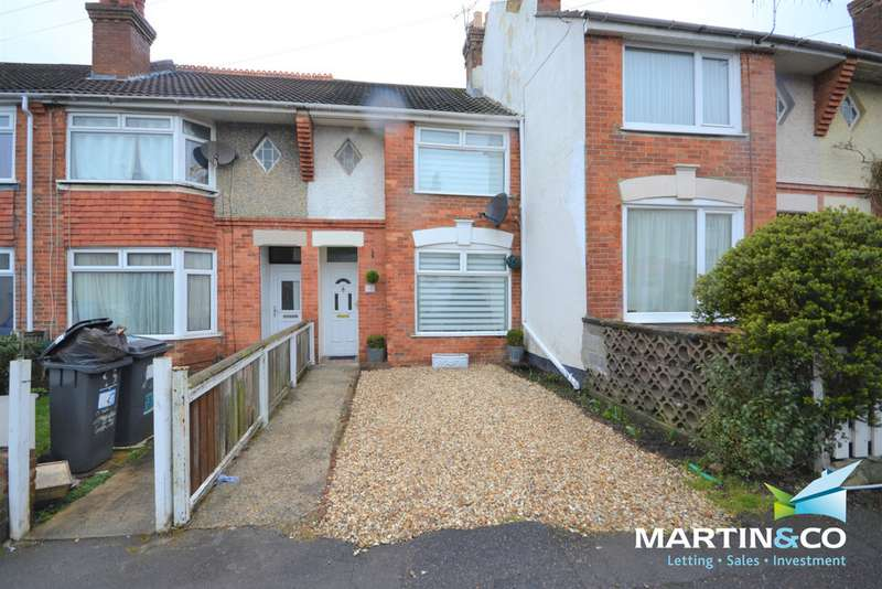 3 Bedrooms Terraced House for sale in Spring Road, Springbourne BH1