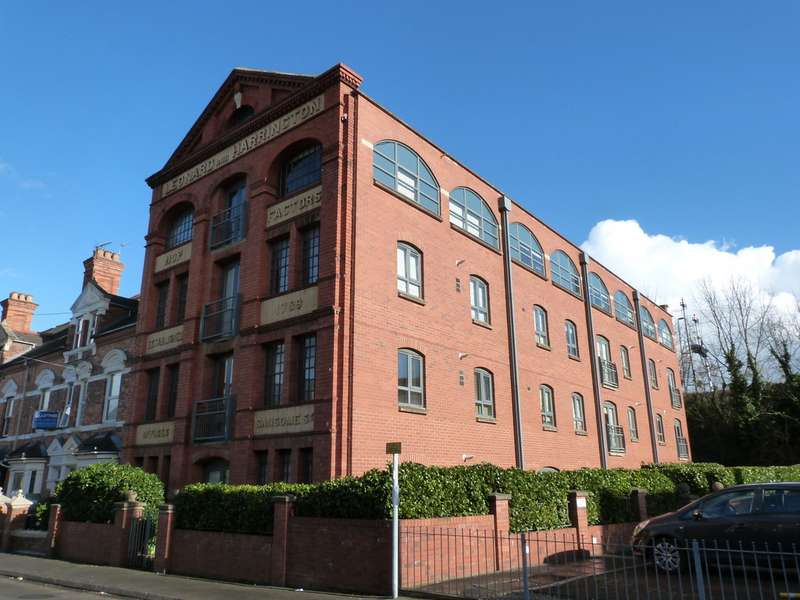 2 Bedrooms Apartment Flat for rent in The Hop House, 31 Middle Street WR1