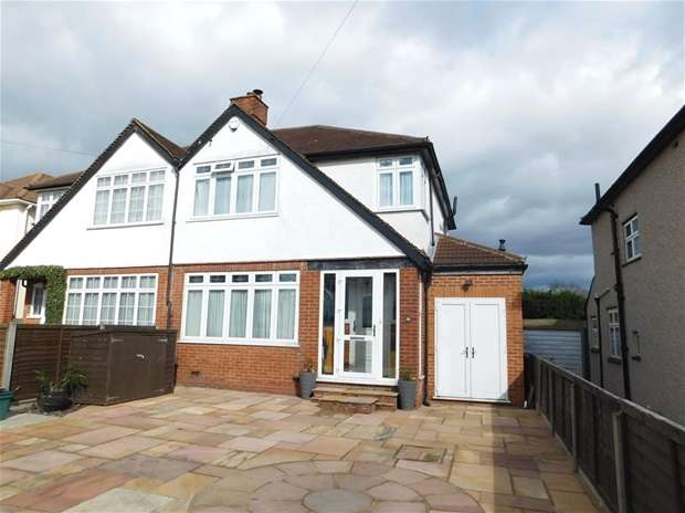 3 Bedrooms Semi Detached House for sale in Collingwood Avenue, Surbiton