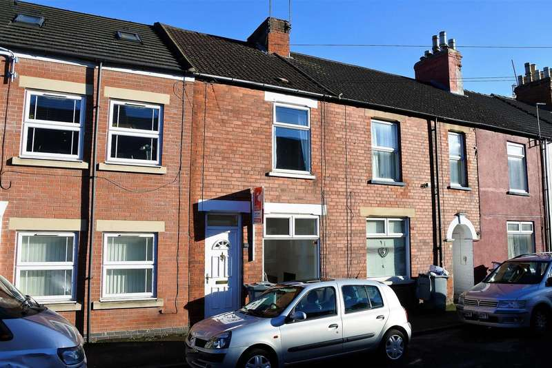 4 Bedrooms Terraced House for sale in Alexandra Road, Grantham