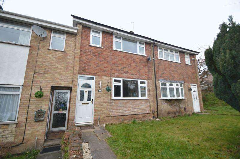 3 Bedrooms Terraced House for sale in Rufford Road, Stourbridge