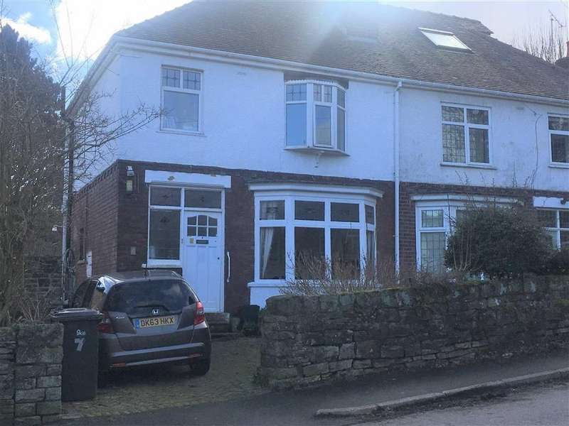 3 Bedrooms Semi Detached House for rent in Whiteley Lane, Sheffield, S10