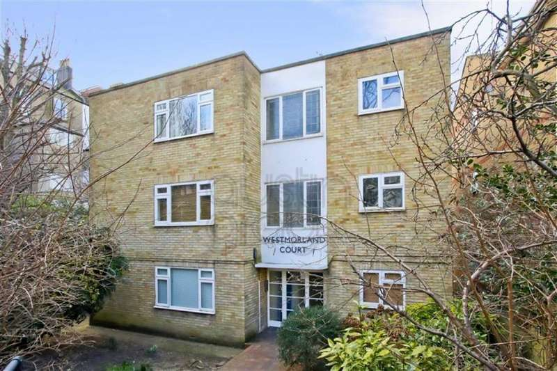 2 Bedrooms Flat for sale in Goldsmid Road, Hove