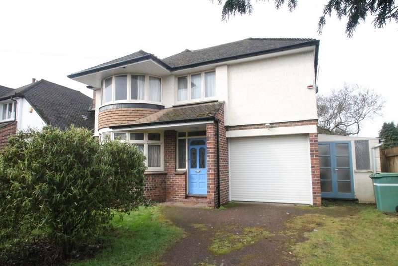 4 Bedrooms Detached House for sale in Conway Road, Maidstone