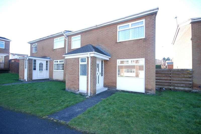3 Bedrooms Semi Detached House for sale in Gainford, Chester-Le-Street