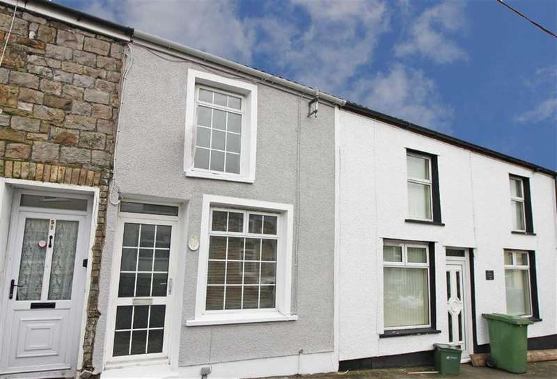 2 Bedrooms Terraced House for sale in Station Road, Hirwaun, Aberdare