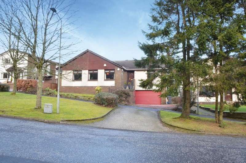5 Bedrooms Detached House for sale in 9 Glen Brae, Bridge of Weir, PA11 3BH