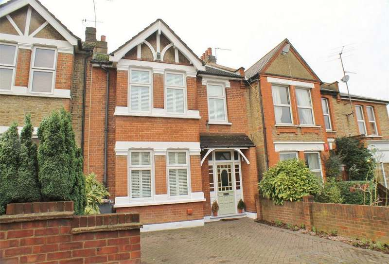 3 Bedrooms Terraced House for sale in Avenue Road, Beckenham