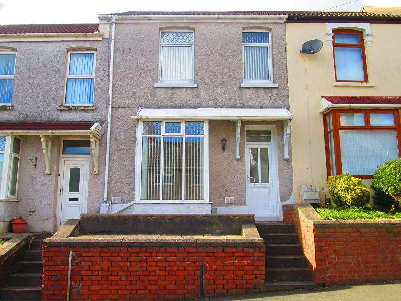 2 Bedrooms Terraced House for sale in Megan Street, Cwmdu, Swansea, City And County of Swansea.