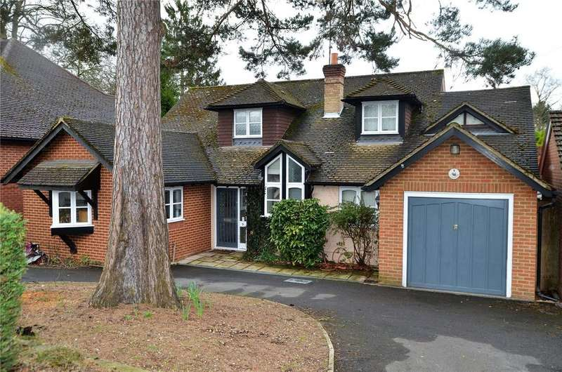 4 Bedrooms Detached House for sale in Waterloo Road, Crowthorne, Berkshire, RG45