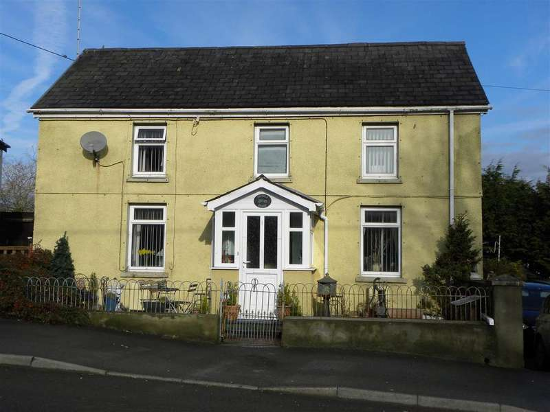 3 Bedrooms House for sale in Crisden, Llanybydder