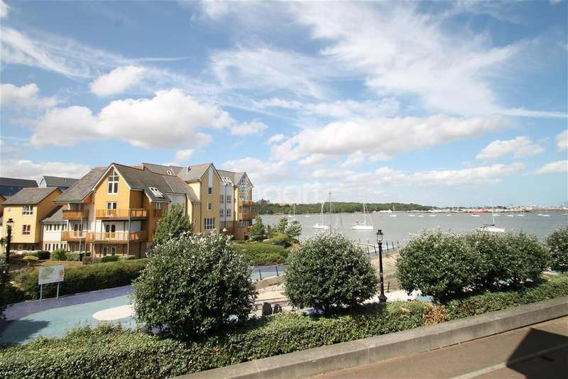 2 Bedrooms Flat for rent in St Marys Island- ME4