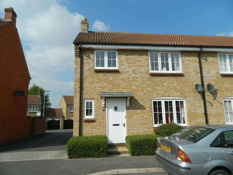 3 Bedrooms Terraced House for rent in Carnival Close, Ilminster