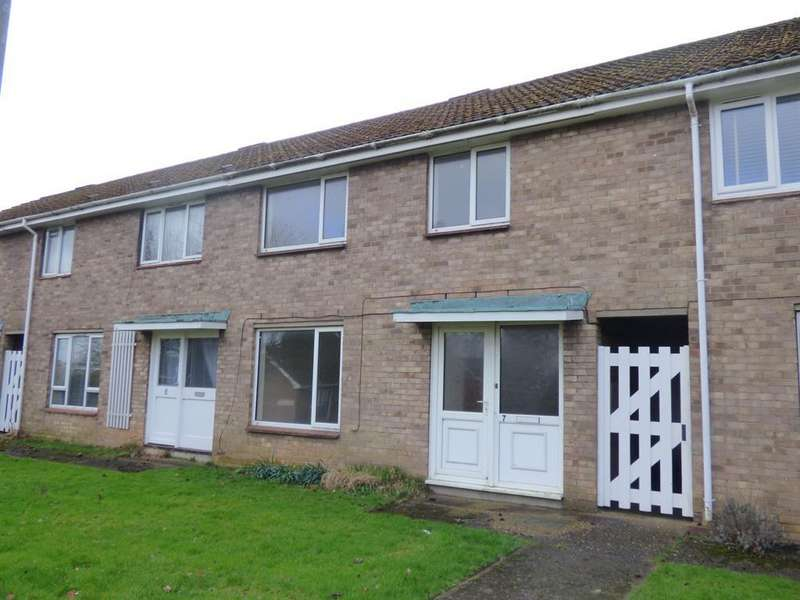 3 Bedrooms Terraced House for sale in Blenheim Close, Louth, LN11 0HX