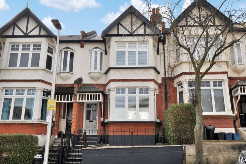 4 Bedrooms Terraced House for sale in St. Albans Crescent